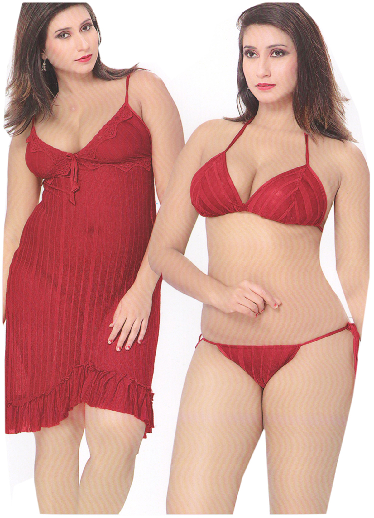 0773f9d81c53 SEXY SLEEPWEAR HOT NIGHTY FOR WOMEN HONEYMOON NIGHTWEAR – Global Trendzs
