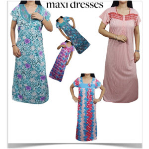 Enjoy your sleep time with this printed half sleeve night wear gown for  women from Indiatrendzs. this nighty or night dress as we may call it is  easy on the ... ec48e0768