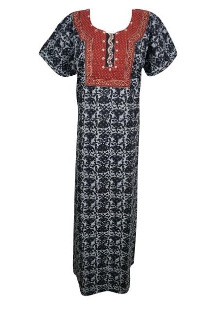 Comfortable Summer Cotton Nightwear Shop By Indiatrendzs At flipkart. Indiatrendzs  Women s Nighty 67731be78